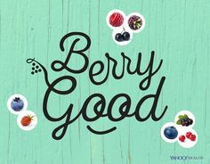 It's berry season — and if it isn't enough that these red, purple, indigo, black, and blue delights are a real treat to look at and eat, they are also chock-full of nutrients and health benefits.