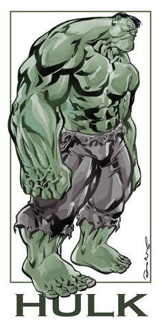 The Hulk - Iwan Nazif