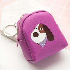 Ladies wallets and purses Snacks Coin Purse Change Pouch Key Holder bags monedero mujer #4M