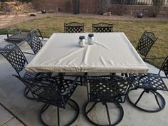 Custom Table Cover