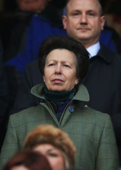 Queen Elizabeth II's daughter Anne was the first senior Royal to get a criminal record. In 2002, Princess Anne was fined £500 after her bull terrier bit two boys in Windsor Great Park. | 23 Weird Facts The Royal Baby Should Know About Its Family