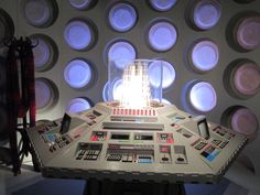 The Doctor Who Museum, Cardiff Bay, Cardiff, Wales (2013)
