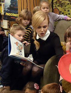 Nicole Kidman Photos: Nicole Kidman Paddington Storytime Event