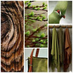 Moodboard Ank & Wim  Natuurlijke materialen