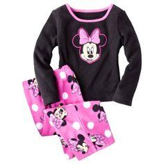 Disney® Minnie Mouse 2-Piece Pajama Set