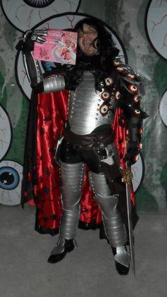 """Victor Antonio Constante Durán """"Viancod"""" representante  del DF para el 3 er Concurso Nacional de Cosplay a celebrarse en Imagina x8"""