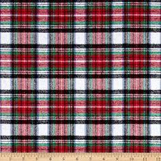 Yarn Dyed Flannel Plaid Red White Black Fabric By The Yar... http://www.amazon.com/dp/B01C3APVX0/ref=cm_sw_r_pi_dp_vU7lxb1AR9220