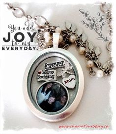 Who adds joy to your everyday? www.CharmYourStory.ca #CharmYourStory   #Family   #christmas   #jewelry   #gift   #Sale