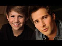 MattyB - Never Too Young ft. James Maslow (Official Music Video) ternura y amor por este video *--*