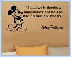 Walt Disney dreamas