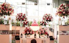 Conheça as cores em alta para as decorações de casamento em 2014 - Casa - GNT