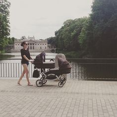 thanks @aleksandra_c  #abcdesign #thinkbaby #zoommoments #walking #tandem #twins #children #kids #mother #mom #mommy #abcdesignzoom #zoom #pushchair #kinderwagen #instagood #instababy #photooftheday