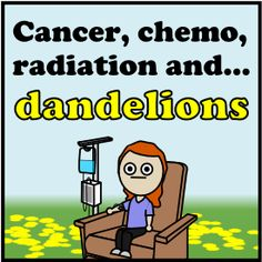 This comic will give you a better understanding of cancer, surgery, radiation therapy and chemotherapy. And you will never see dandelions the same way.