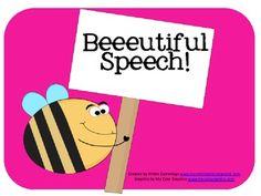 R and S Beeeutiful Speech! - simply speech and phoebe - TeachersPayTeachers.com