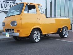 1961 Econoline Pickup Truck 429 Engine E 100 Gasser Hot Rod 5 Window, US $12,950.00, image 2
