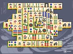 7 Best Mahjong games online images in 2019