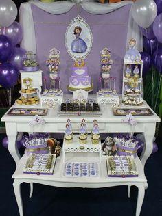 Princess Birthday Party Ideas | Photo 1 of 18