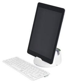 Bluetooth-näppäimistö, jossa teline