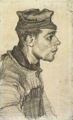 Vincent van Gogh (Dutch, 1853-1890), Jeune paysan