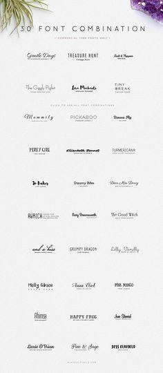 Mandala Logo Creator - Wix - Create website with Wix - - Mandala Logo Creator Logos 5 pretty font combinations Inspiration Typographie, Schrift Design, Typographie Logo, Graphisches Design, Font Logo Design, Design Ideas, Vector Design, Plakat Design, Font Combinations