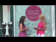 "Kelly Childs & the Creating of ""Kelly's Bake Shoppe"" with Kate Davidson Design"