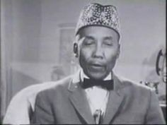 Elijah Muhammad ~ coming from where he came from, learn of him, study him, and then you will know the full reason why he taught what he taught, and why it was necessary ...