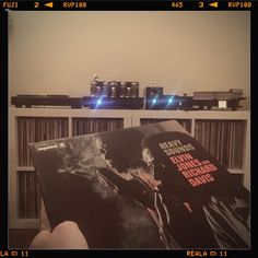 #nowplaying Heavy Sounds is an album by jazz drummer Elvin Jones and bassist Richard Davis recorded in 1967 and released on the Impulse! label. #vinyl #vinyllove #vinylparty #vinyladdict #vinyligclub #vinylcollector #vinylcommunity #records #recordcollector #lp #wax #ditc #dustyfingers #cratediggers #cratedigging #instavinyl #record #vinylcollection #recordcover #recordcollection #vinyljunkies #albumart #vinylporn #vintagevinyl #ilovevinyl by cratedigger