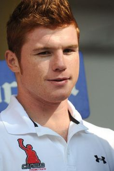 Canelo Alvarez - 21 of the Hottest Redhead Men You Have Ever Seen Hairy Hunks, Hairy Men, Bearded Men, Saul Canelo Alvarez, Hot Redhead Men, Hot Mexican Men, Mexican Babies, Latino Men, Ginger Men
