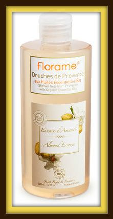 Suze likes, loves, finds and dreams: French Days Beauty Spotlight: Suze Loves Florame Douches de Provence Essence d'Amande