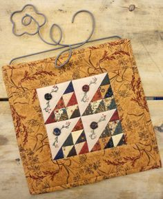 Miniature quilts on Pinterest | 78 Pins