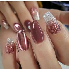 39 Trendy Fall Nails Art Designs Ideas To Look Autumnal & Charming - autumn nail., 39 Trendy Fall Nails Art Designs Ideas To Look Autumnal & Charming - autumn nail. 39 Trendy Fall Nails Art Designs Ideas To Look Autumnal & Charming. Fall Nail Art Designs, Cute Nail Designs, Fall Nail Ideas Gel, New Years Nail Designs, Manicure Ideas, Nail Polish Designs, Makeup Designs, Cute Acrylic Nails, Gel Nails