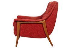 1960s Kagan-Style Lounge Chair on OneKingsLane.com
