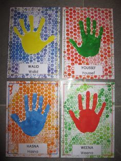 Etiquettes porte manteaux First Day Of School Activities, School Fun, Toddler Activities, Art School, Lessons For Kids, Art Lessons, School Projects, Art Projects, Hand Kunst