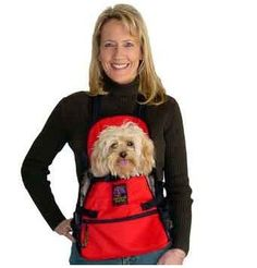 Products for On-the-Go Pets: Pet-A-Roo Pet Carrier from Petco
