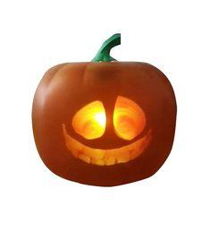Funny Pumpkins, Halloween Pumpkins, Halloween Decorations, Halloween Mantel, Halloween Sounds, Halloween Party, Halloween Music, Vintage Halloween, Halloween Crafts