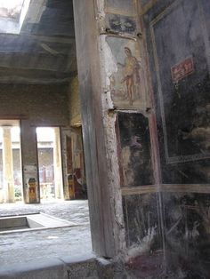 According to the map of the city by Fiorelli, the House of the Vettii is VI.xv.i (1st doorway of block 15 in Region VI) in the northwest of Pompeii.