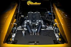 Lamborghini Gallardo от Dallas Performance