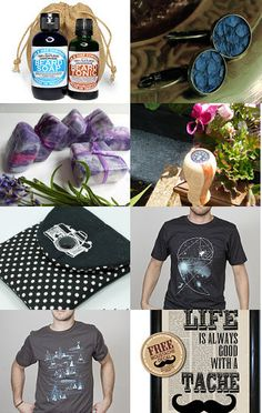 Ireland meets Germany - Gift ideas for men with etsy.me/11Qz9ud