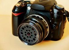 DIY lens
