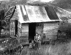 1930s family in Puerto Rico