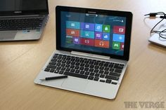 Samsung Series 5 and 7 Slates: one part tablet, one part laptop, all Windows 8 Windows 8, Slate, Laptop, Samsung, Apple, Copycat, Tech News, Geek, Laptops