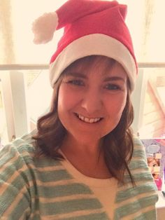 What a smiley New Year #XmasHatSnap from Anna-Marie! Take YOUR snap and #combatisolation among people with disabilities and mental health needs: http://www.unitedresponse.org.uk/Event/xmashatsnap