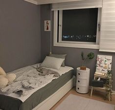 Trendy home cozy decor dorm room Ideas Room Design Bedroom, Room Ideas Bedroom, Small Room Bedroom, Home Room Design, Home Bedroom, Bedroom Decor, Bedrooms, Decor Room, Minimalist Room