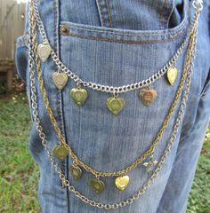 10 Commandments Charms Jean Jewelry Jean by stevenssteampunk, $35.00