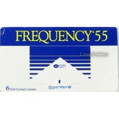FREQUENCY 55 MONATS KONTAKTLINSEN Frequency, Personalized Items, Cards, Contact Lens, Maps, Playing Cards