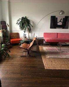 Interior Design Inspiration, Home Interior Design, Room Inspiration, Interior And Exterior, Aesthetic Rooms, Living Room Decor, Living Spaces, Decoration, Home Furniture