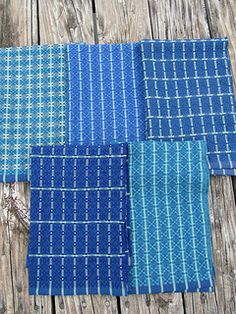 Cottolin Huck Towels | by spindle and shuttle