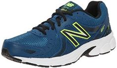 New Balance Men's M450V4 Running Shoe, Navy/Lime, 9.5 D US -   - http://sportschasing.com/sports-outdoors/exercise-fitness/running/new-balance-men39s-m450v4-running-shoe-navylime-95-d-us-com/
