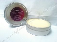 Nursing Balm / Natural Nursing Balm / Nipple Cream / Natural Nipple Cream / Nipple soothing salve / Nipple Balm / Breast Cream    *~ 2 ounce Listing ~*  Larger order? Message Me!  Nursing your new born little one is a very selfless choice and for that I commend the ones that have done so! This balm will heal your chapped, broken skin and makes your tissue more flexible to avoid easy tearing and chapping in the future!   This Nursing Balm can be used at the latter part of your pregnancy…