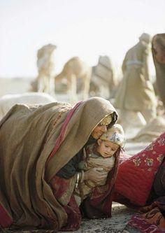 Madre de Afganistán.